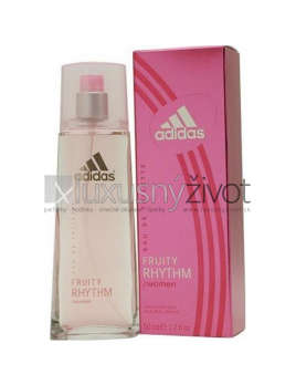 Adidas Fruity Rhythm For Women, Toaletná voda 50ml