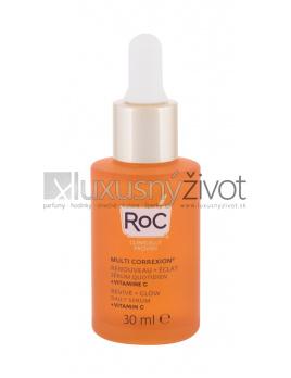 RoC Multi Correxion Revive + Glow, Pleťové sérum 30ml
