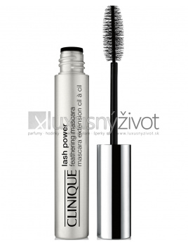 Clinique Lash Power Feathering Mascara riasenka pre objem odtieň 01 Black Onyx 5,5ml