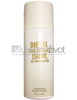 Diesel Fuel for life woman, Deosprej - 150ml