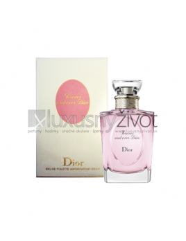 Christian Dior Les Creations de Monsieur Dior Forever And Ever, Toaletná voda 50ml