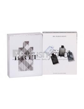 Burberry Brit Collection, edt Brit Splash 5 ml + edt Brit Rhythm 5 ml + edt Brit Rhythm Intense 5 ml + edt Brit 5 ml